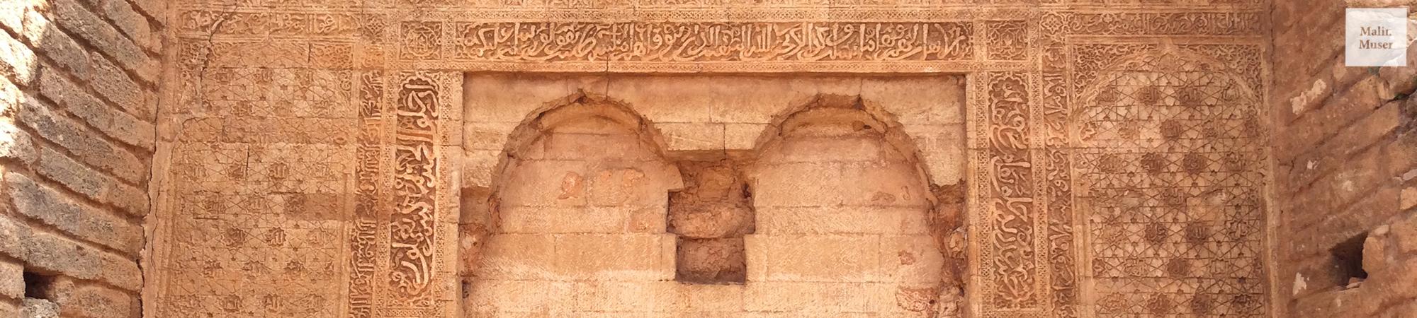 Die uralte Nekropole von Chellah bei Rabat beeindruckt bis heute (Marokko)